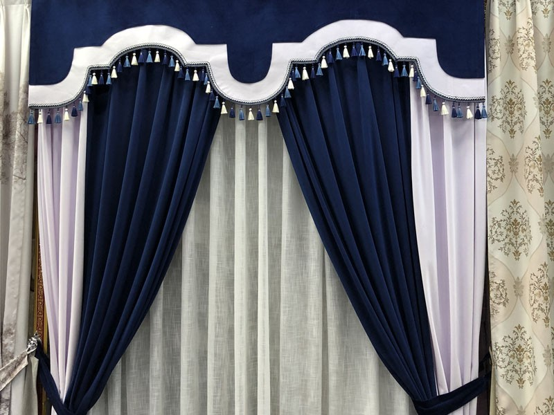 blackout curtains sheer
