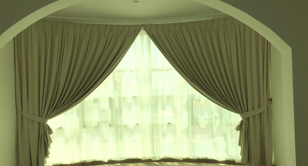 sunblock drapes