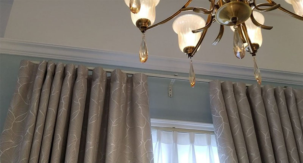 Automatic Curtains for window in Dubai
